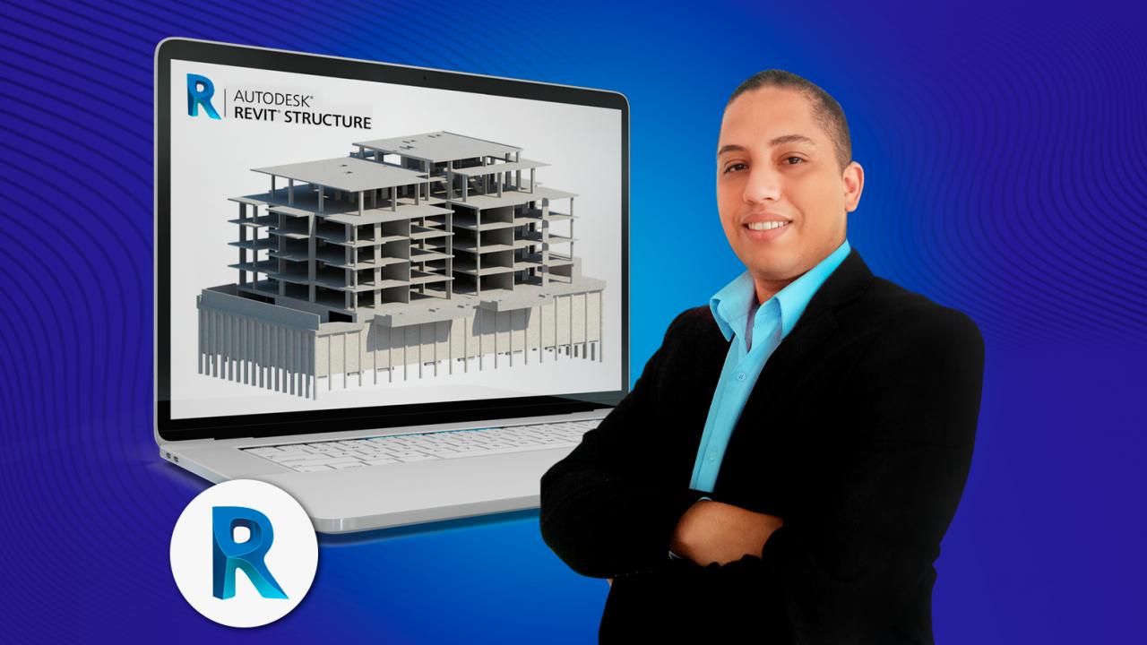 Modelado BIM con Revit Estructuras