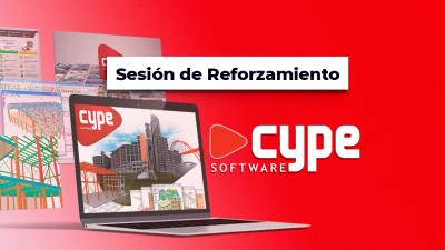 Sesión de Reforzamiento del curso: Análisis y diseño de estructuras de concreto armado con CYPECAD