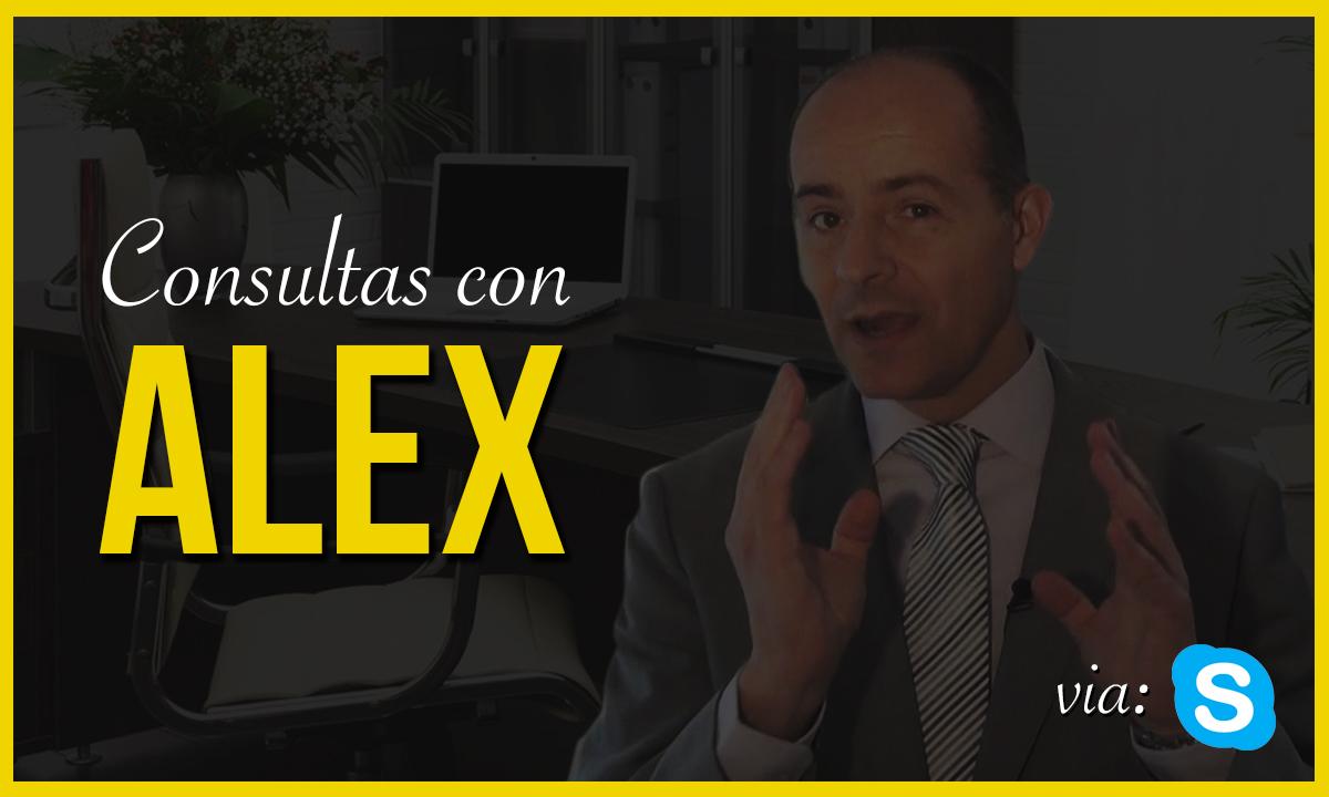 CONSULTAS CON ALEX