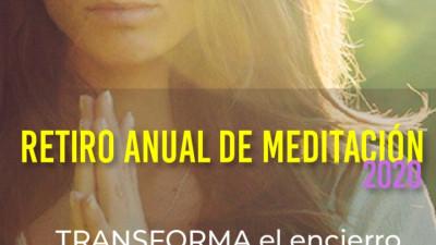 Retiro Anual de Meditación2020
